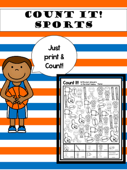 Count It!  Sports Edition