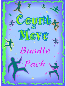 Count & Move Video Bundle Pack