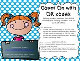 Count On with QR codes