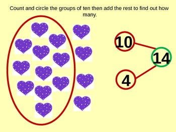 Count Ten and Add: Number Bonds for Visual Learners