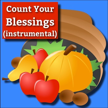 Count Your Blessings - Instrumental