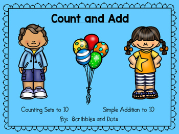 Count and Add to Ten
