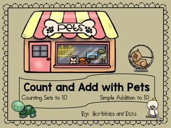 Count and Add with Pets