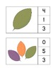 Count and Clip Leaves Numbers 0-7
