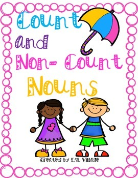 Free Count and NonCout Nouns