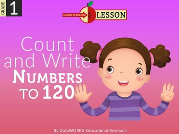 Count and Write Numbers to 120