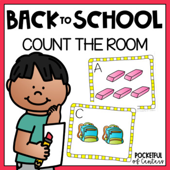 Count the Room - Back to School