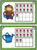 Count the Room: Numbers 1-10 and 11-20 - Flower Garden