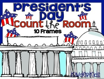 Count the Room:  President's Day