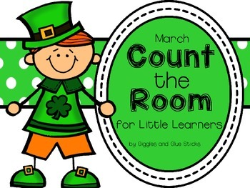 Count the Room for Little Learners (March Edition)