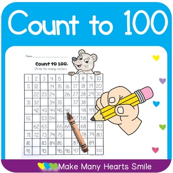 Count to 100 with Bear