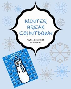 Countdown to Winter Break