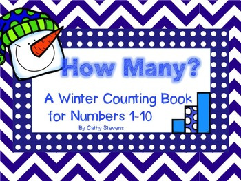 Counting 1-10 Book - Adapted and Interactive
