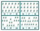 Counting 1-20 - Polar Bear Clip Cards