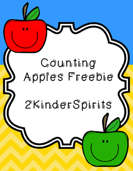Counting Apples Freebie