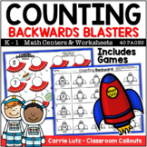 Counting Backward Blasters ~ Fun Activities for Learning t