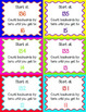 Counting Backwards by Tens Task Cards
