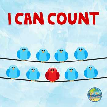 I Can Count--Birds on a Wire