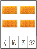 Counting Blocks and Dots