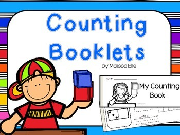 Counting Booklets: Numbers 0-20