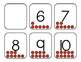 Counting Cards 0-10- Red