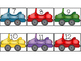 Counting Cars - Sequencing - Color and Black & White