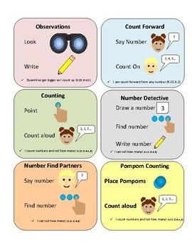 Number Exploration - Counting, Carnality and More