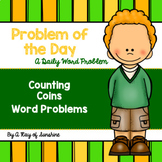 Problem of the Day {Counting Coins}