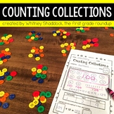 Counting Collections Packet for the K-2 Classroom