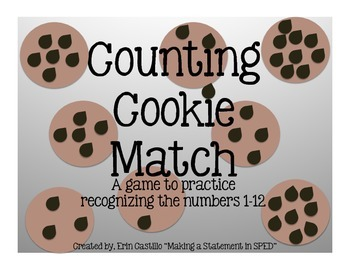 Counting Cookie Match