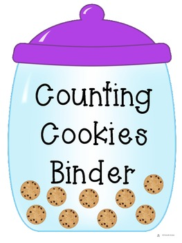 Interactive Counting Cookies Notebook