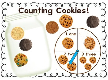 Counting Cookies Game