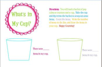 Counting Cups