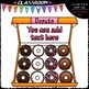 (0-12) Counting Donuts Clip Art - Sequence, Counting & Mat