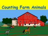 Counting Farm Animals