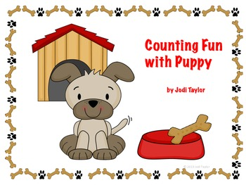 Counting Fun with Puppy