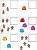 Gingerbread Counting Groups 1-20