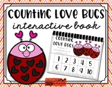 Counting Love Bugs Interactive Book