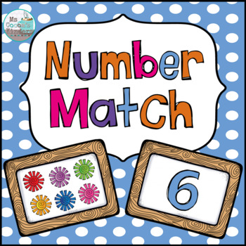 Counting Match Game