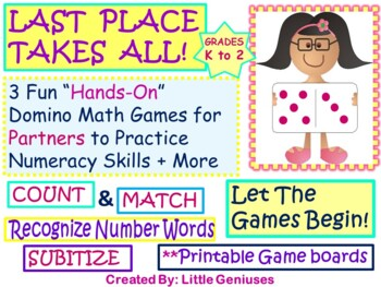 Kindergarten Math Games For Building Confidence