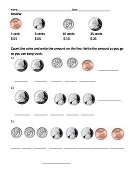 Counting Mixed Coins