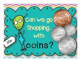 Money Activities Values to $1