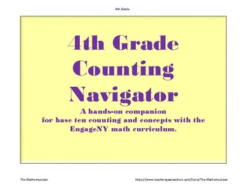 Counting Navigator - 4th Grade