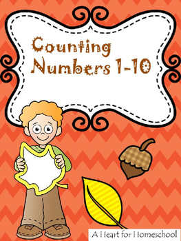 Counting Numbers 1-10