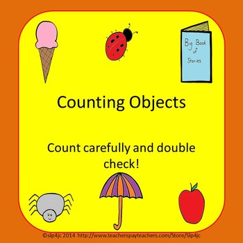 Counting Objects (1-10)
