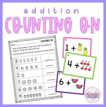Counting On Addition Unit