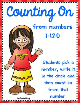 Counting On ~ Numbers 1-120