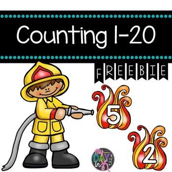 Counting Practice 1-20