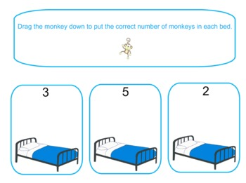 Counting Songs and Activities for Smartboard