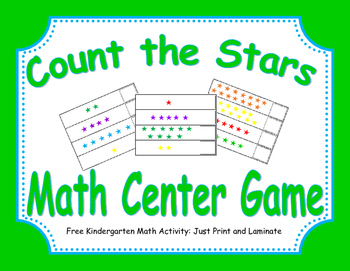 Counting Stars Center Game